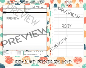 Book Review Pages
