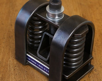 Maclean's Automatic Card Compressor - A New Design for the Playing Card Press