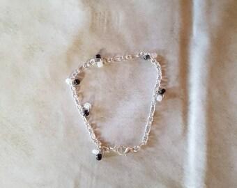 Bracelet ou chaine cheville