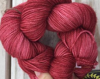 Vonnegut [ Hand-dyed yarn, sock yarn, fingering yarn, sport yarn, dk yarn, worsted yarn ]