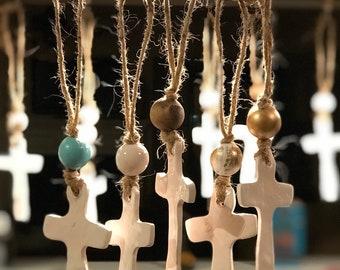 Blessing Bead Cross