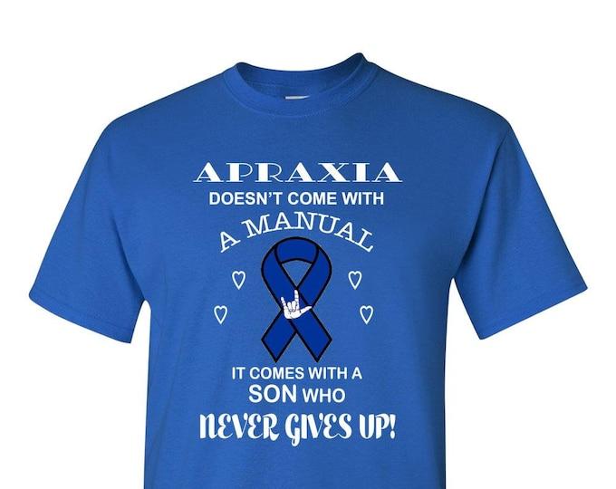 Apraxia Awareness tshirt, apraxia of speech, childhood apraxia, Apraxia  t-shirt t shirt, nonverbal speech,