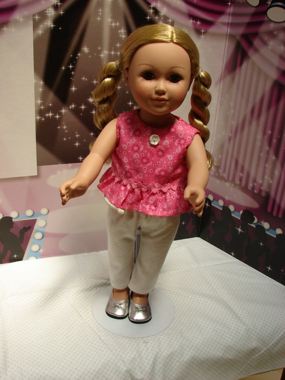 d3fed18f7b265 18 Inch Doll Clothes Summer Top and Leggings Fit All   Etsy