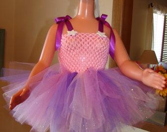 My Size Barbie, Elsa and Anna Dolls   Ballet Tutu  New Handmade