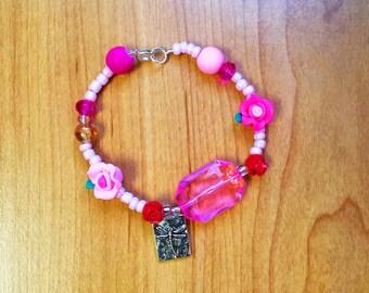 Summer Rose Bracelet