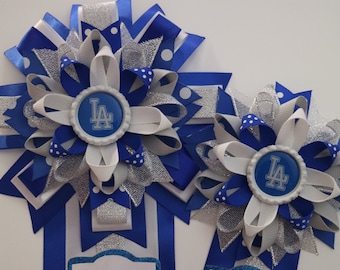 Dodgers Baby Shower Etsy