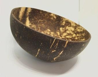 Handmade Coconut Bowls
