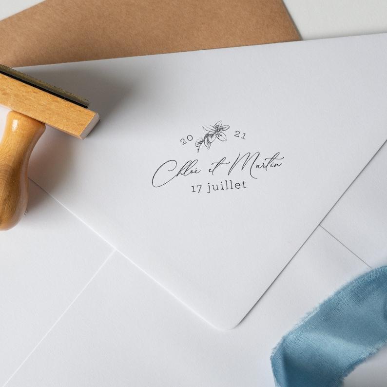 Hochzeitslogo Schriftzug