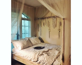 Bed Canopy - One Size Fits All!