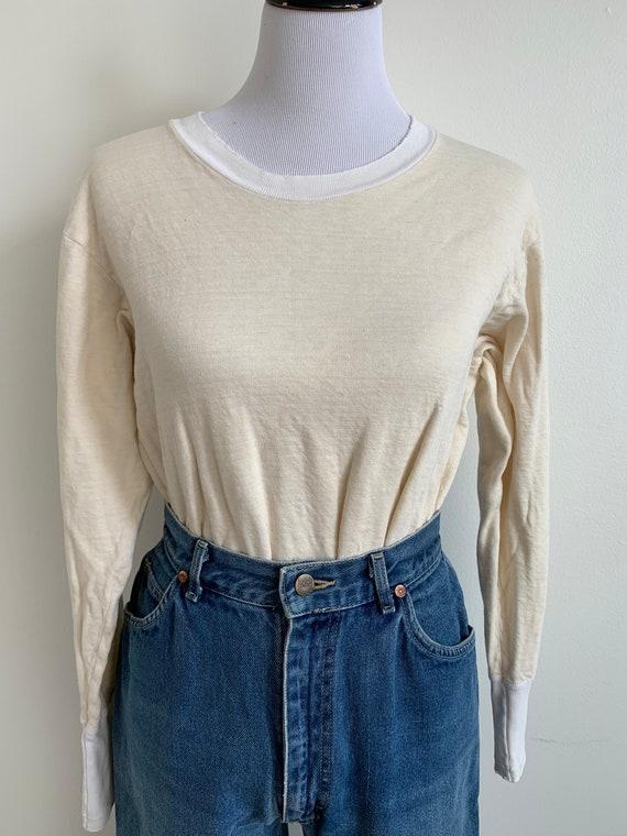 Vintage Duofold Long Sleeve undershirt