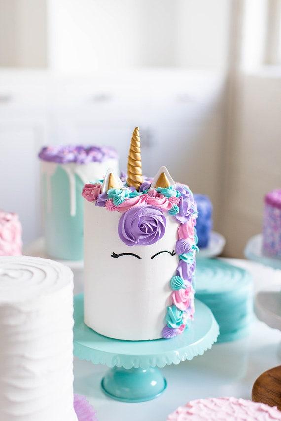Fine Unicorn Prop Cake Fake Cake Display Cake Birthday Cake Etsy Personalised Birthday Cards Fashionlily Jamesorg