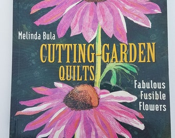 The Quilter Magazine Craft Booklet Flower Garden of Quilts Quilt Book by Lucy Fazely Quilt Book QB0441