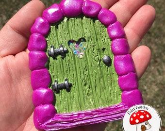 Fairy Garden Rock Door