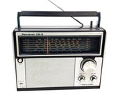 Vintage Emergency Radio Shack Patrolman CB-6 Transistor Radio am FM cb VHF uhf Not Working