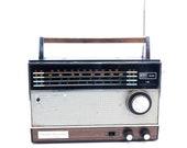 For Repair Vintage Transistor Radio Longines Symphonette 4597B World Traveler Not Working