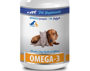 Omega 3 For Cats Etsy