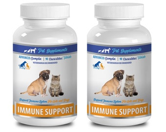 Immune system booster cat Immune Support For Dogs And Cats