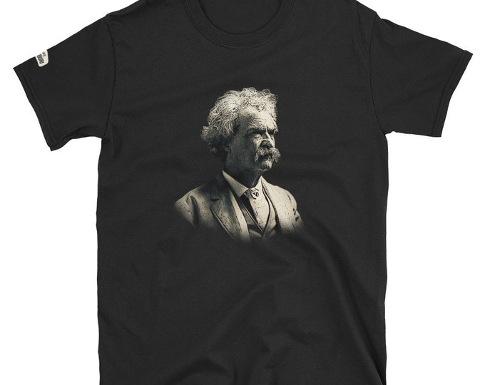 Missouri Legends Mark Twain Tee