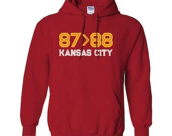 87>88 KC Tight Ends Hoodie