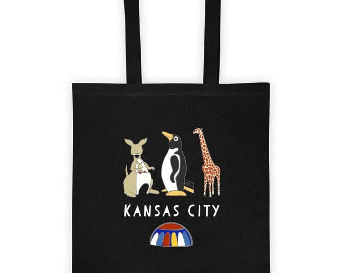 Penguin Park Kansas City Tote Bag