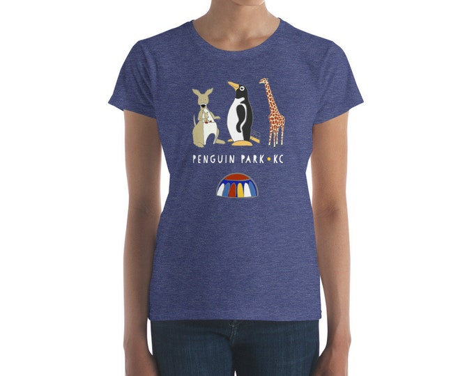 Penguin Park KC Women's T-shirt