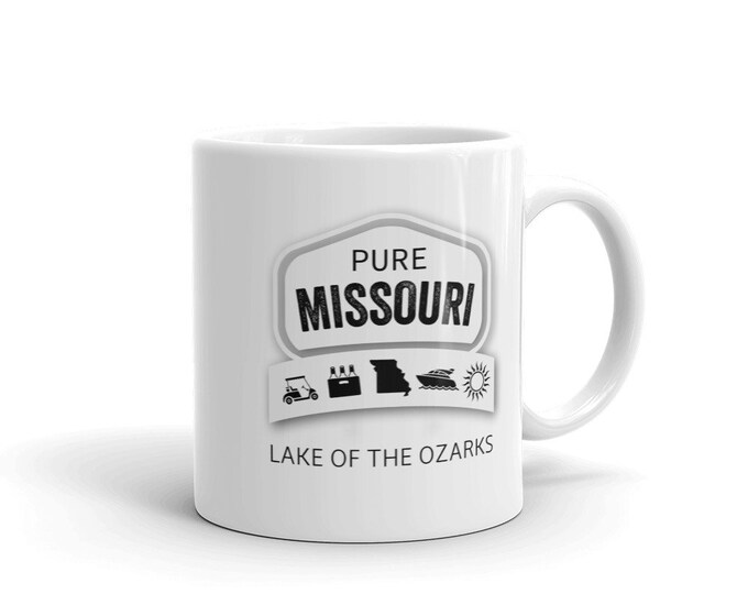 Pure Missouri: Lake of the Ozarks Mug