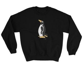 Penguin Park Penguin - Crew Neck Sweatshirt