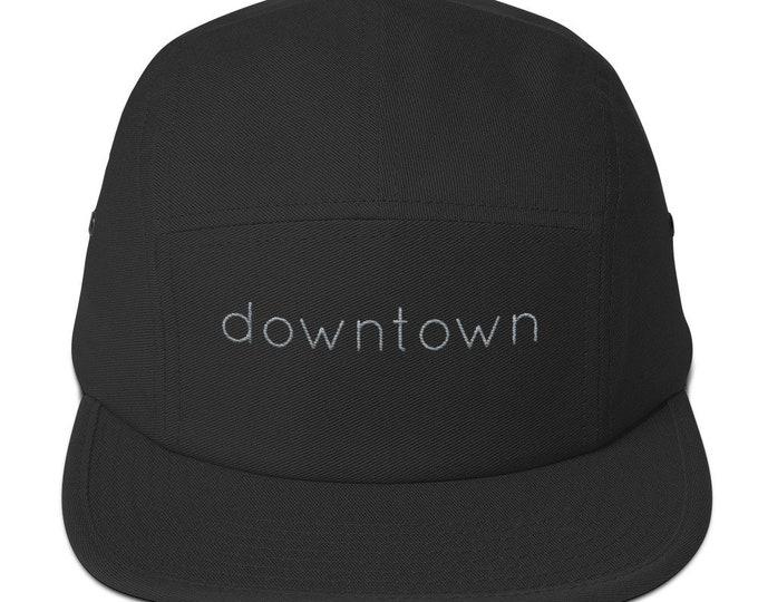 Downtown Kansas City Five Panel Cap