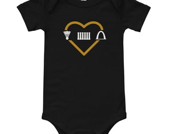 Mo Love Monuments Baby Wear