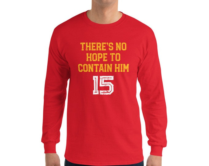 No Hope Long Sleeve Tee