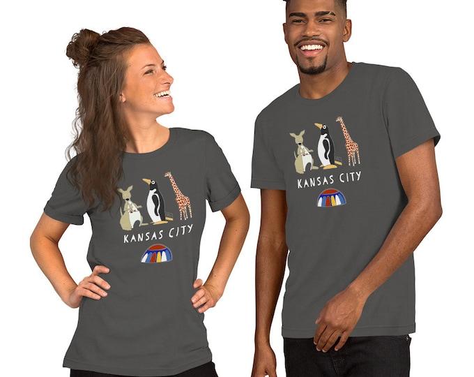 Penguin Park Kansas City Unisex T-Shirt