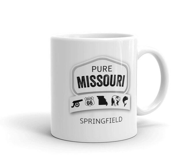 Pure Missouri: Springfield Mug
