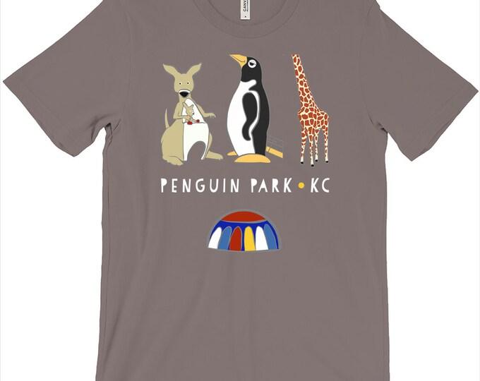 Penguin Park KC T-Shirts