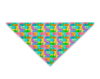 Penguin Park Triangle Pet Bandana
