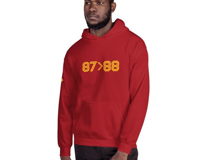 87>88 Tight Ends Hoodie