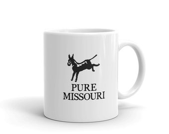 Pure Missouri Logo Mug