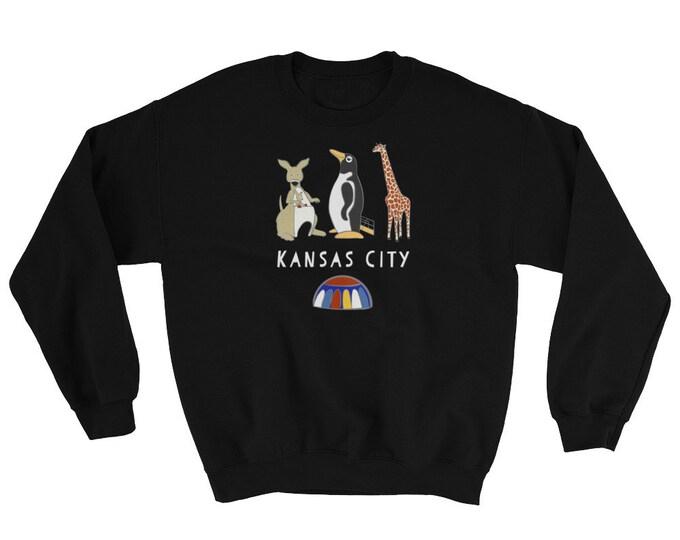 Penguin Park Kansas City Crew Neck Sweatshirt
