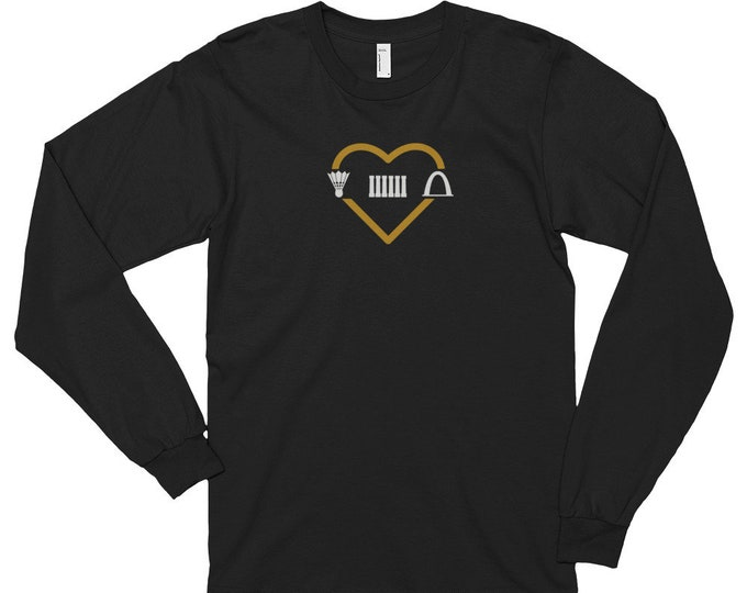 MO Love Monuments - Long-Sleeve Unisex T-Shirt