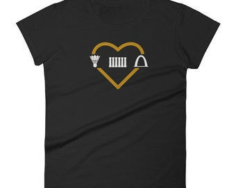 MO Love Monuments Women's T-shirt
