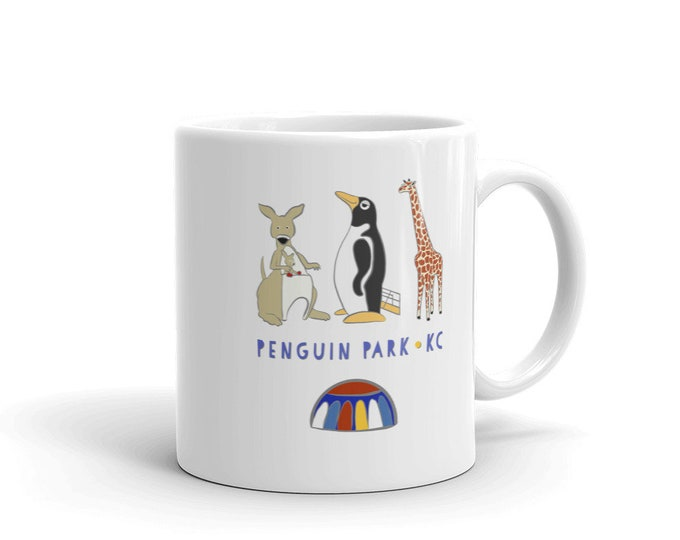 Penguin Park KC Mug
