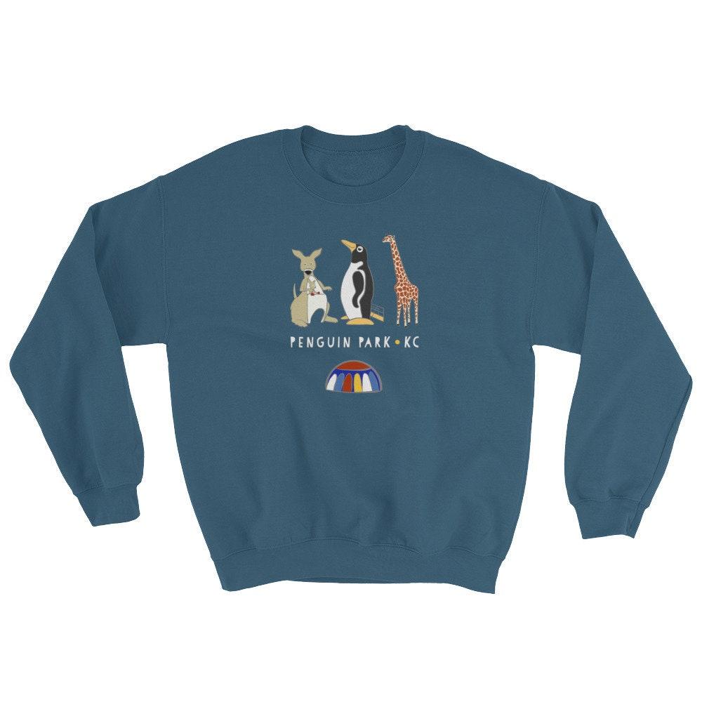 7aa3971dc3 Penguin Park KC - Crew Neck Sweatshirt