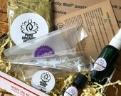 100% Natural Fresh Pure Organic Henna DYS KIT