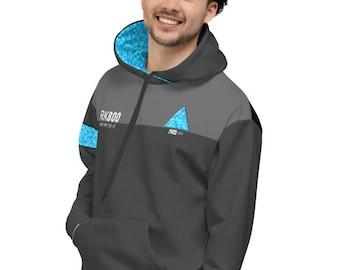 detroit become human jacket