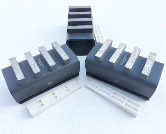"2PK 10"" Pro Grinding Head Disc Plate for Edco Floor Grinder 20 Arrow Segments"