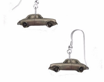 paire de Jaguar Mk2 3.8 sur argent sterling crochet bijoux bijoux Boucles d'oreilles Codec104 for sale  Delivered anywhere in Canada