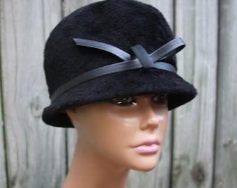 Vintage Evelyn Varon Cocktail Hat
