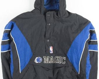 16bc111537b Vintage Orlando Magic Puff Jacket Premium Vintage   Recycled Clothes 0014