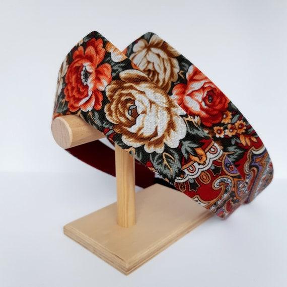 Kokoshnik Pavlovoposadsky scarf