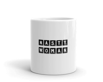 Moosehead Gear Nasty Woman Coffee Mug - Game Style
