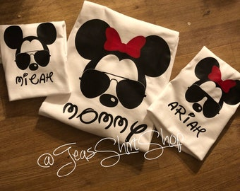 Custom Disney Shirts